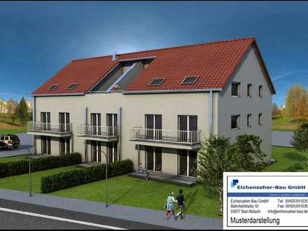 Großzügige 2-Zi-Eigentums-Whg. mit Terrasse und Garten 71 m²