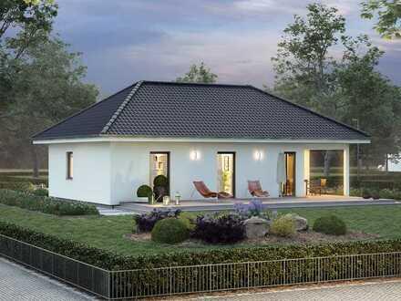 Neubau: Modernes energieeffizientes Bungalow frei planbar in Essehof