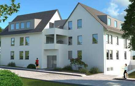 Nr. 1 Helle EG Terrassen-Wohnung mit eigenem Garten