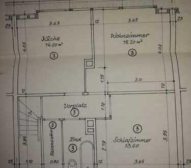 2 Zimmer frei in 2er WG Mhm. - Almenhof