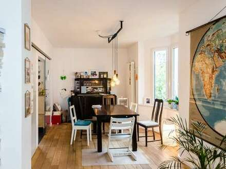 Wohnen im Bielefelder Westen- Traumhafte Altbauwohnung - 3 ZKB