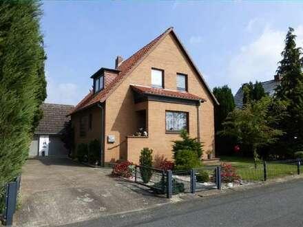 Nur 20 Minuten bis nach BS - Schönes Einfamilienhaus in ruhiger Wohnlage in Wendeburg-Bortfeld