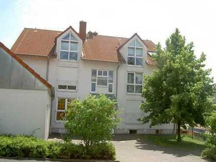 Gepflegte 3-Zimmer-DG-Wohnung mit Balkon in Aschaffenburg