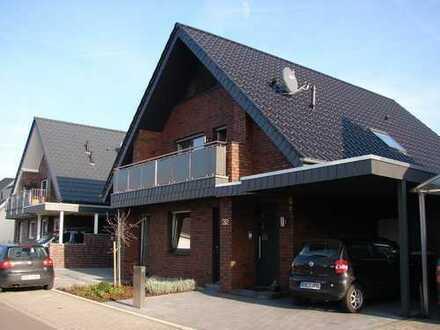 Moderne Maisonettewohnung mit Blick in die Baumberge in Nottuln!