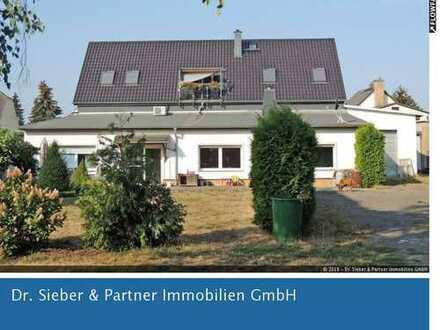 *Deuben*Zweifamilienhaus mit Gewerbe und Landwirtschaft*