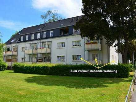 Eigentumswohnung 3-Zimmer, Bad, Küche, Balkon ca. 60qm – Heimgartensiedlung Chemnitz