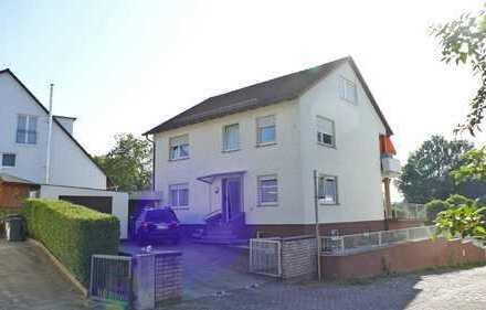 Zweifamilienhaus + ausgebautes DG mit traumhaftem Grundstück in ruhiger Ortsrandlage!