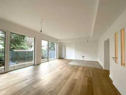 Exklusive 2 Zimmer - Neubau - Erdgeschoß-Wohnung im alten Gewand