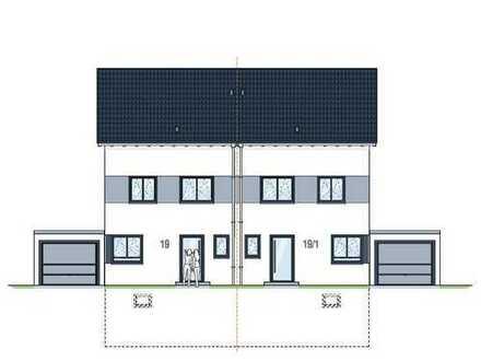 Modernes Wohnen - Doppelhaushälfte in Reilingen in gewachsenem Gebiet
