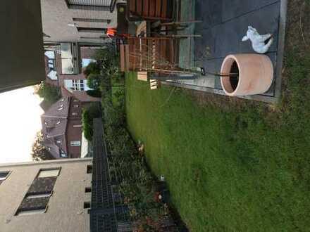 12,5qm Zimmer im Centrum, Neubau mit eigenem Garten + kleinem Hund