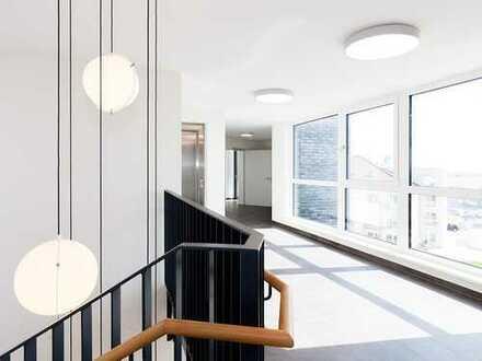 Individualität, Unabhängigkeit, Flexibilität! 3-Zi.-Wohnung auf ca. 135 m² in ruhiger Feldrandlage