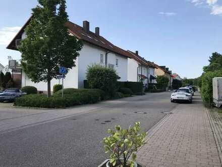 Bühl Kernstadt - Sonnige 2-Zi-Dachgeschosswohnung mit Balkon und Tiefgarage!