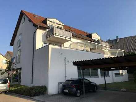 Hardthausen - Gochsen, 3 Zimmer, EBK, Balkon, Carport
