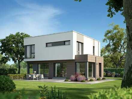 geplantes Bauhaus in HN-OST