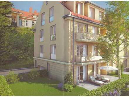 Schöne, geräumige drei Zimmer-Terrassen-Wohnung in Berlin, Lichterfelde (Steglitz)