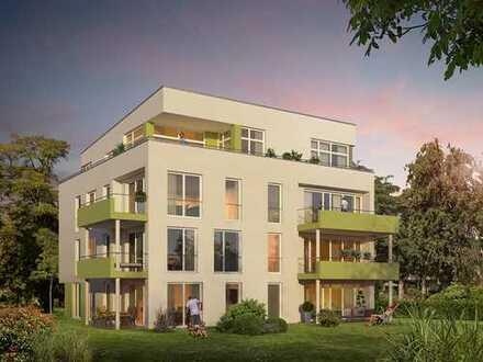 Große Penthouse-Wohnung in kleiner anspruchsvolle Wohnanlage!