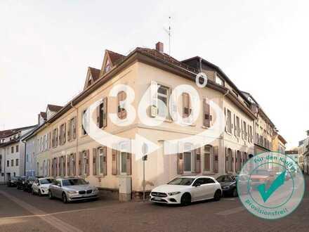 Bieterverfahren - 3-Zimmer-Wohnung im Altstadtring von Durlach