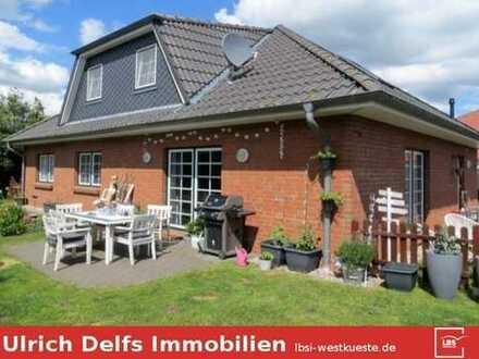 Vielseitig nutzbares Einfamilienhaus mit Einliegerwohnung in ruhiger Wohngegend von Nordhastedt