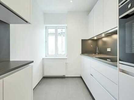 3- Zimmer Wohnung mit Einbauküche und Balkon
