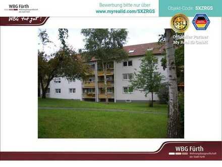 3-Zimmer Wohnung mit Balkon in Erlangen/Frauenaurach