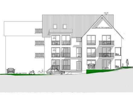 Grundstück inklusive Baugenehmigung für MFH