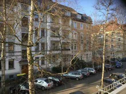 3,5 Zimmerwohnung mit ca. 96 m2, östliches Ringgebiet, Wilhelm-Raabe-Straße