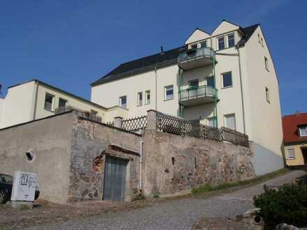 1 Raum Wohnung mit Terrasse und Blick auf Oder