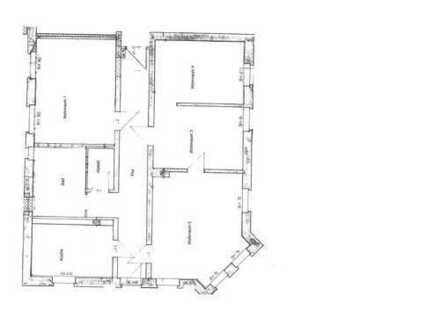 Großzügige 4-Zimmer-Wohnung in Geising