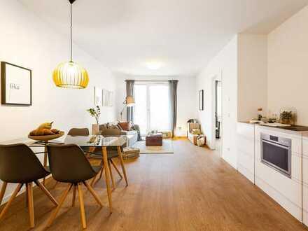 ++Am Naturschutzgebiet++ Gut geschnittene 2-Zimmer-Senior*innenwohnung mit Balkon! WBS erforderlich!