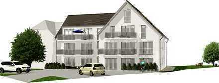 Neubau von sechs Eigentumswohnungen in ländlicher jedoch zentraler Lage