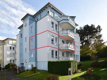 Aalen-Hüttfeld - attraktive 2-Zimmer-Wohnung
