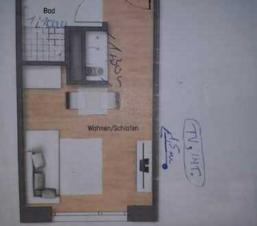 Erstbezug: stilvolle 1-Zimmer-Wohnung (Apartment) mit EBK in Ludwigsburg (Kreis)