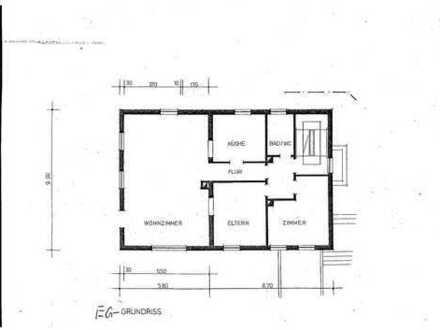 Freie Erdgeschoss 3- Zim. Whg. mit Garten - sehr ruhige und zentrale TOP Stadtlage