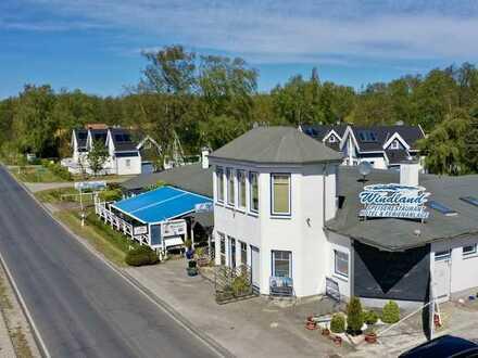 Traditions Hotel Familiengeführt auf der Insel Rügen # Ostseebad Breege #