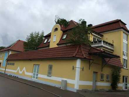Schöne 3-Zimmer Dachgartenwohnung in Nordendorf zu verkaufen