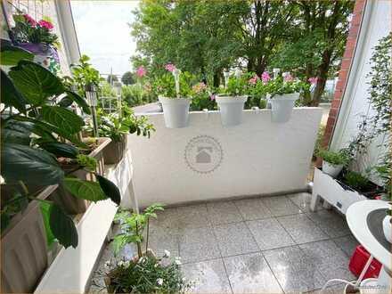 IVB # 2-Zimmer Wohnung mit sonnigem Balkon