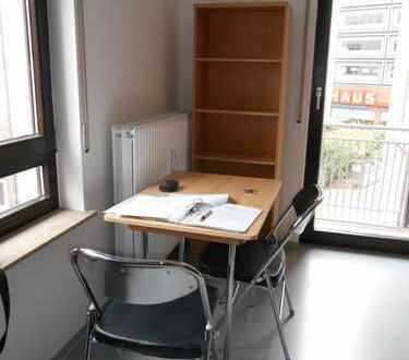 (VE 123) Sofort bezugsfertiges, ruhiges 1-Zi.-App., Uninähe, kleineres Wohnhaus, gute Lage