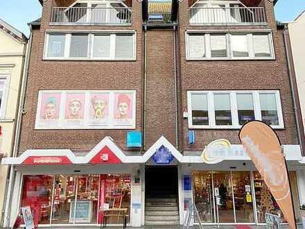 Grundsolides Wohn- und Geschäftshaus in Top-Lage von HH-Bergedorf