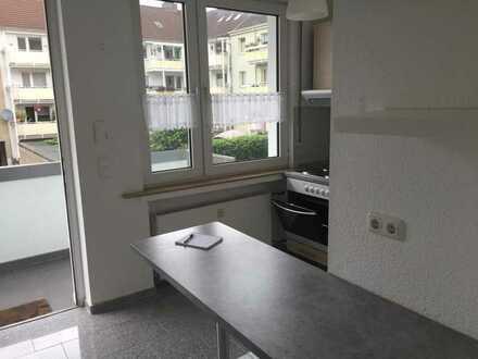 Gepflegte 1-Zimmer-Wohnung mit EBK in Dortmund (Nähe Innenstadt) mit Blick auf das Dortmunder U