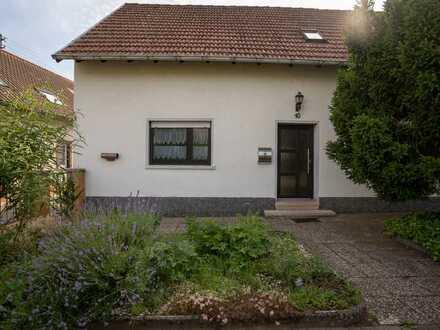 Gemütliches 4-Zimmer-Haus zur Miete in Spesbach