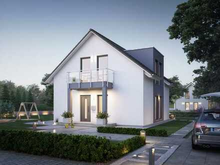 Moderne Doppelhaushälfte in Tappenbeck