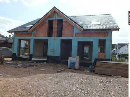 Moderne Neubau-Doppelhaushälfte in gesuchter Lage von Obertshausen - bereits über 80 % verkauft!