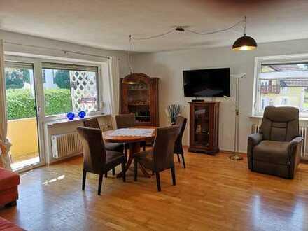 Helle 3-Zimmer Wohnung nähe Zentrum in Freilassing m. Balkon provisionsfrei