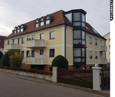 Neu renovierte DG-Wohnung in ruhiger Innenstadtlage
