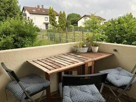 Schöne drei Zimmer Wohnung in Weißenhorn, Lkr. Neu-Ulm