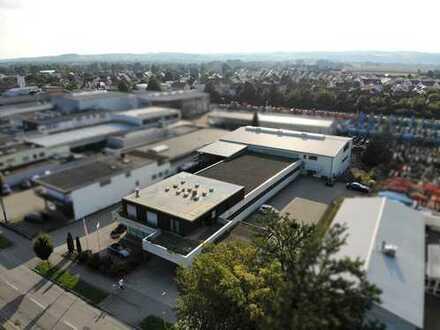 Büro / Produktion /Halle in Baienfurt - Gewerbeflächen in zentraler Lage