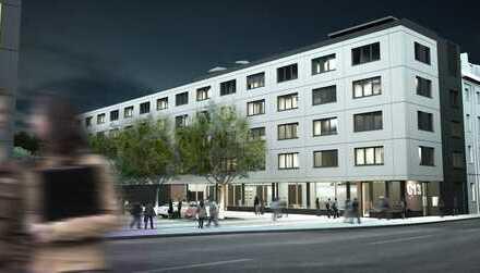 Hochwertige Apartmentwohnung, möbliert, in modernem Neubau 30 Qm