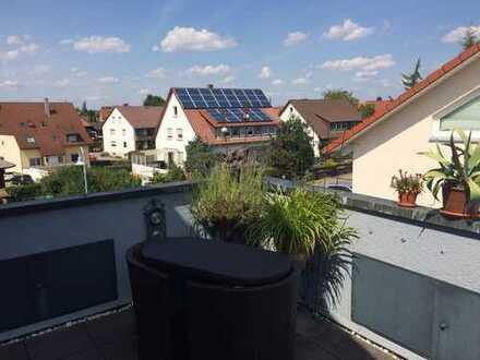 2-Zimmer DG Wohnung in ruhiger Ortsrandlage von Bondorf