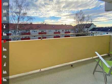 Helle 3-Zimmer-Wohnung mit Balkon zur Eigennutzung oder Kapitalanlage