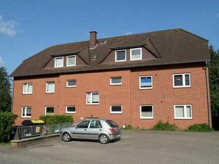 Etagenwohnung mit Balkon in Rehburg-Loccum